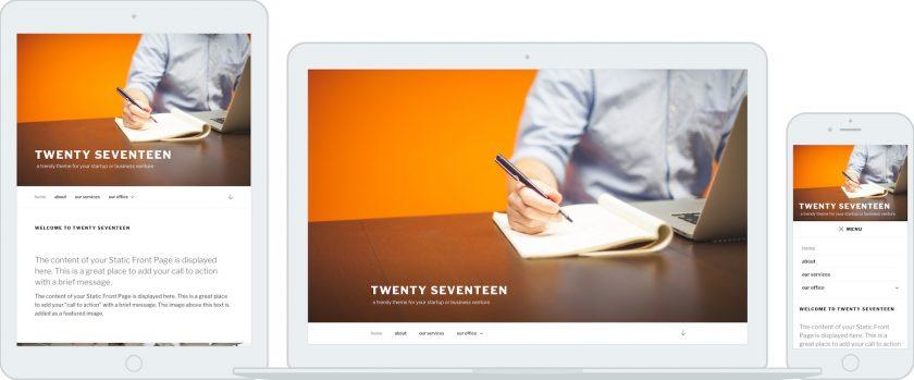 twenty-seventeen-wordpress